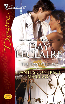 Title details for Dante's Contract Marriage by Day Leclaire - Available