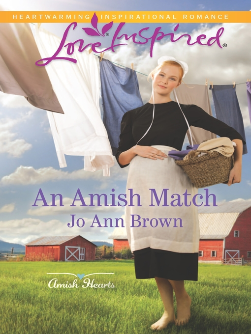 Title details for An Amish Match by Jo Ann Brown - Available