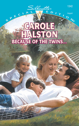 Title details for Because of the Twins... by Carole Halston - Available