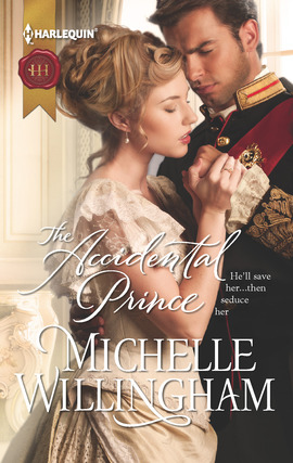 Title details for The Accidental Prince by Michelle Willingham - Available