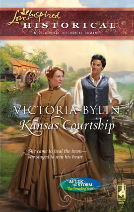 Title details for Kansas Courtship by Victoria Bylin - Available