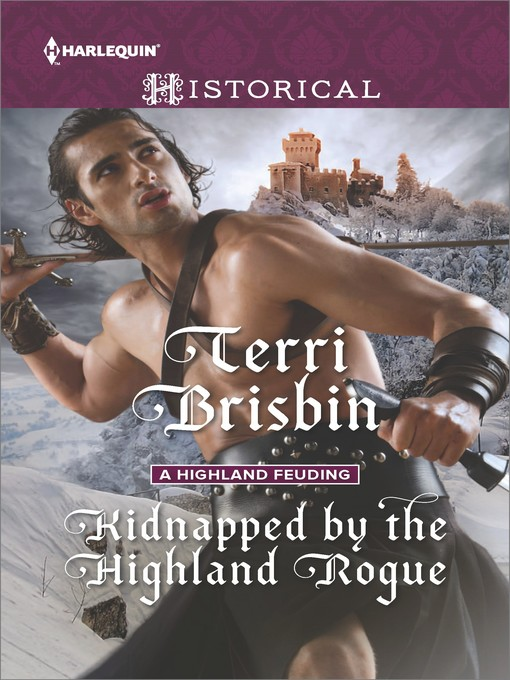 Cover of Kidnapped by the Highland Rogue