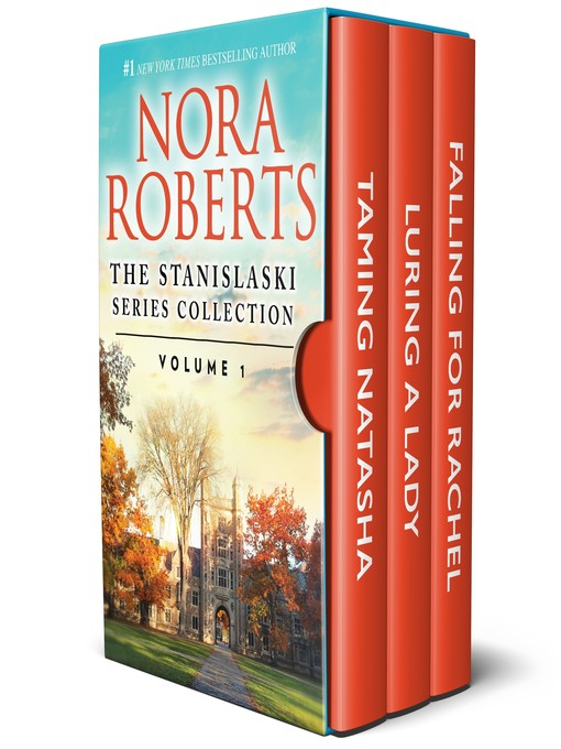Title details for The Stanislaski Series Collection, Volume 1 by Nora Roberts - Wait list