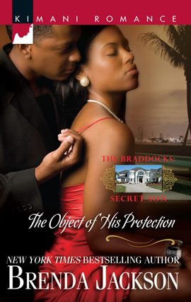 Title details for Object of His Protection by Brenda Jackson - Available
