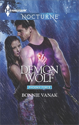 Title details for Demon Wolf by Bonnie Vanak - Available