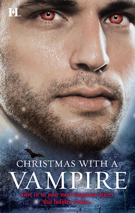 Title details for Christmas with a Vampire: A Christmas Kiss\The Vampire Who Stole Christmas\Sundown\Nothing Says Christmas Like a Vampire\Unwrapped by Merline Lovelace - Available