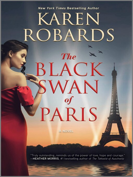 Cover of The Black Swan of Paris
