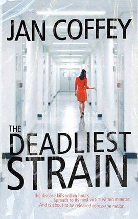 Cover of The Deadliest Strain