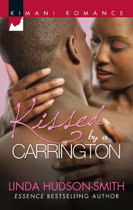 Title details for Kissed by a Carrington by Linda Hudson-Smith - Available