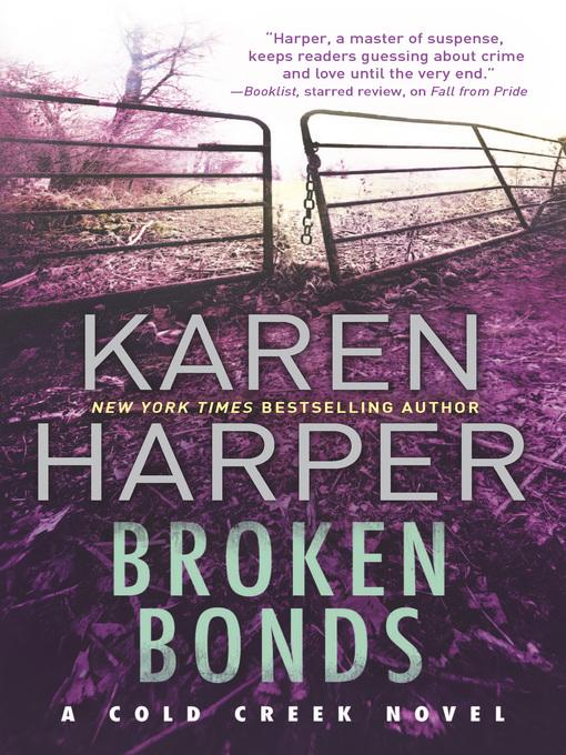 Upplýsingar um Broken Bonds eftir Karen Harper - Til útláns