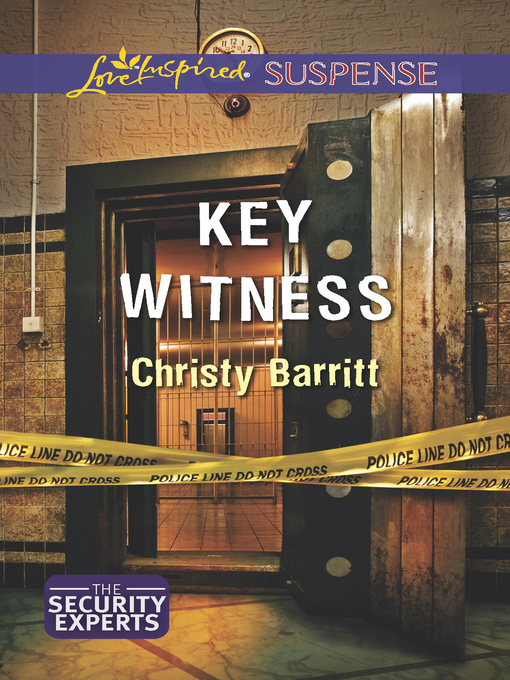 Title details for Key Witness by Christy Barritt - Wait list