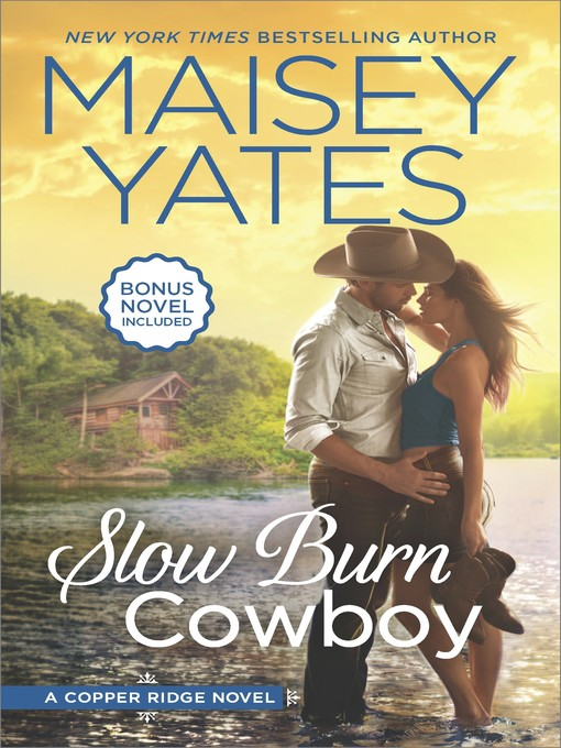 Title details for Slow Burn Cowboy by Maisey  Yates - Wait list