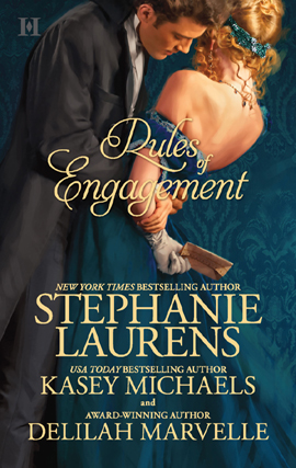 Title details for Rules of Engagement by STEPHANIE LAURENS - Wait list