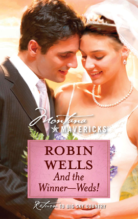 Title details for And the Winner--Weds! by Robin Wells - Available
