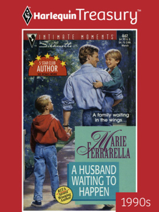 Title details for A Husband Waiting To Happen by Marie Ferrarella - Available