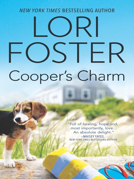 Title details for Cooper's Charm by Lori Foster - Wait list