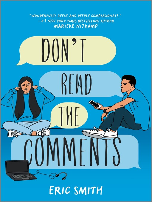 Title details for Don't Read the Comments by Eric Smith - Wait list