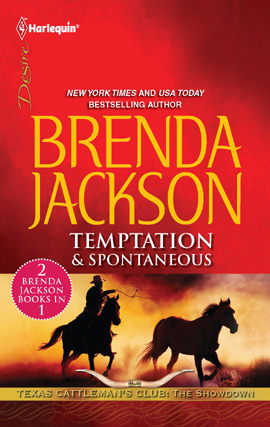Title details for Temptation & Spontaneous by Brenda Jackson - Available