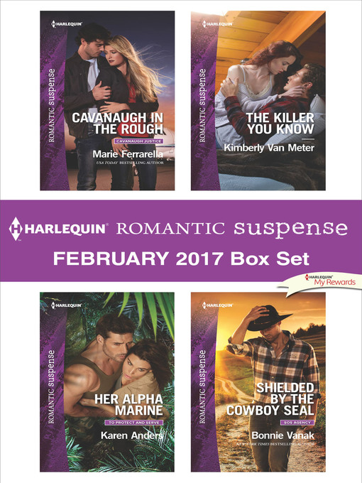 Title details for Harlequin Romantic Suspense February 2017 Box Set by Marie  Ferrarella - Available