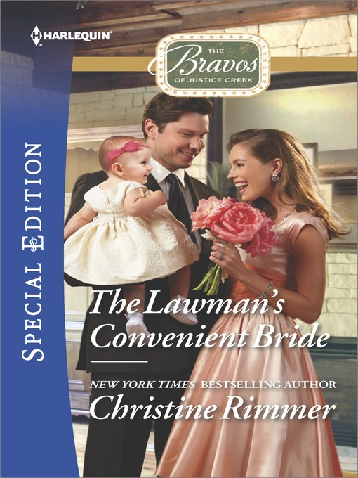 Title details for The Lawman's Convenient Bride by CHRISTINE RIMMER - Available