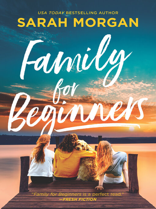 Title details for Family for Beginners by Sarah Morgan - Wait list