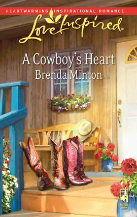 Title details for A Cowboy's Heart by Brenda Minton - Available