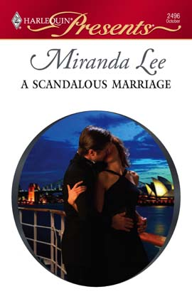 Title details for A Scandalous Marriage by Miranda Lee - Available