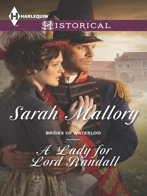 Title details for A Lady for Lord Randall by Sarah Mallory - Available