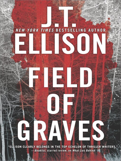 Title details for Field of Graves by J.T. Ellison - Wait list