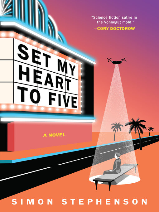 Title details for Set My Heart to Five by Simon Stephenson - Available
