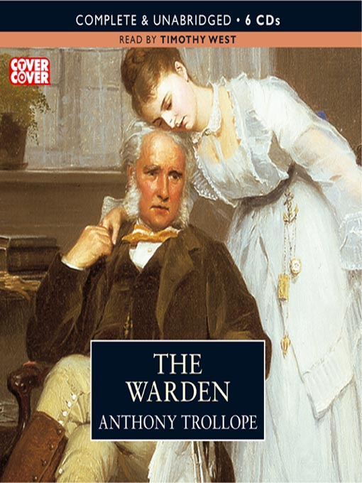 the complex narration of the warden a book by anthony trollope Free ebook: the warden by anthony trollope the first of trollope's ''barsetshire'' series concerns mr harding, elderly warden of hiram's hospital and precentor of barchester cathedral.