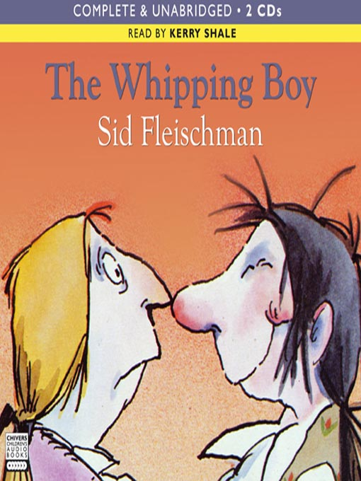 Title details for The Whipping Boy by Sid Fleischman - Wait list