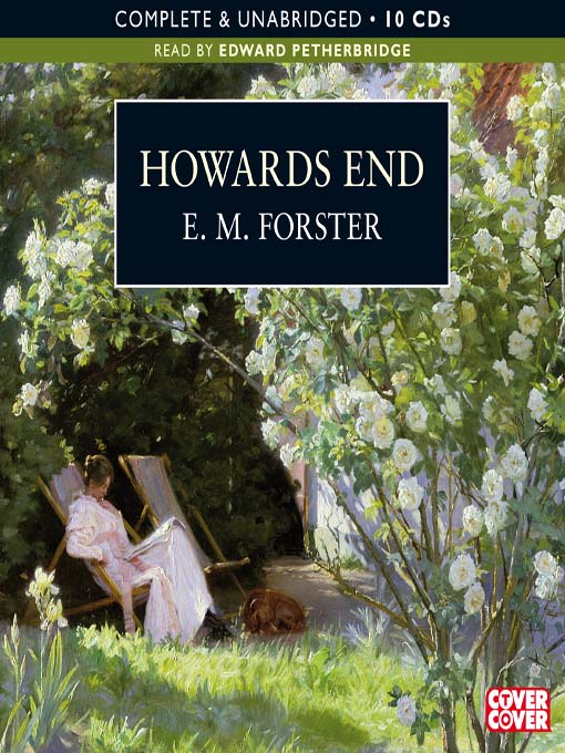 howards end essay Howards end by e m forster deals with the conflict of class distinctions and human relationships the quintessence of the main theme of this lovely novel is: only connect.