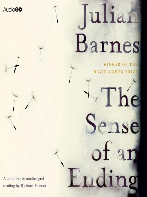 Title details for The Sense of an Ending by Julian Barnes - Wait list