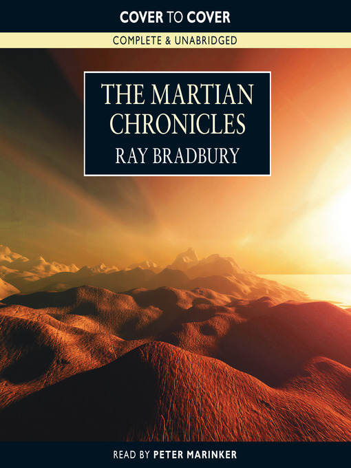 the greed of man in the martian chronicles by ray bradbury In the martian chronicles, ray bradbury  it's just not part of the martian chronicles, it's part of the illustrated man  the tired and dying martian society.