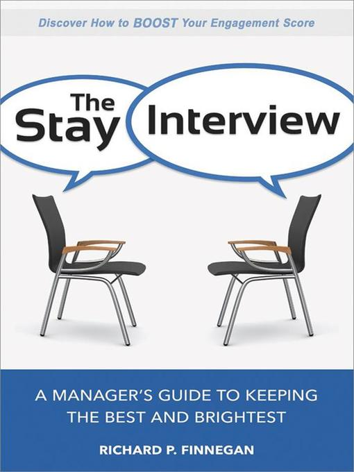 Cover of The Stay Interview