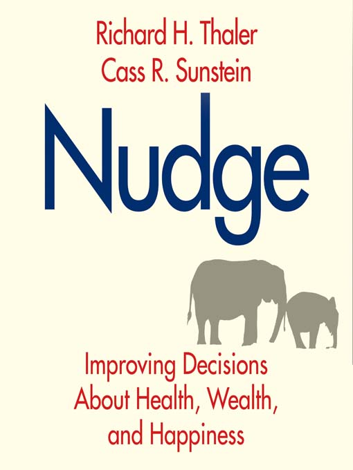 Title details for Nudge: Revised Edition by Richard H. Thaler - Available