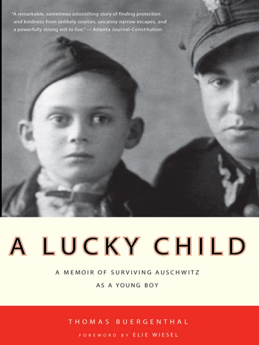Title details for A Lucky Child by Thomas Buergenthal - Available