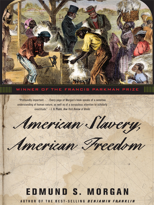 slavery racism in america through