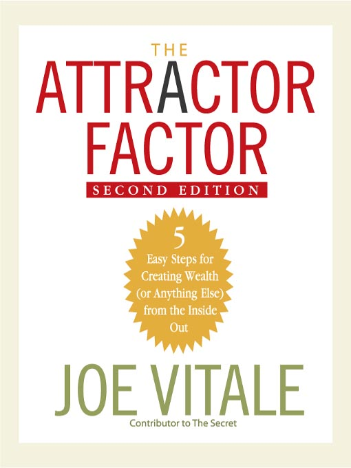 Title details for The Attractor Factor by Joe Vitale - Available