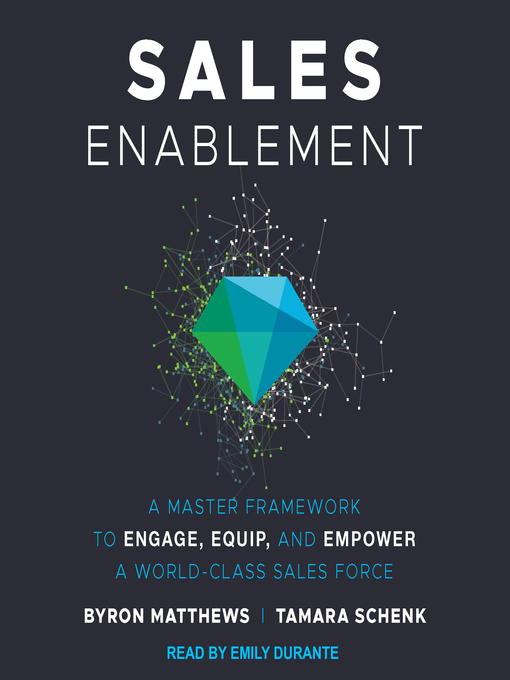 Title details for Sales Enablement by Byron Matthews - Available