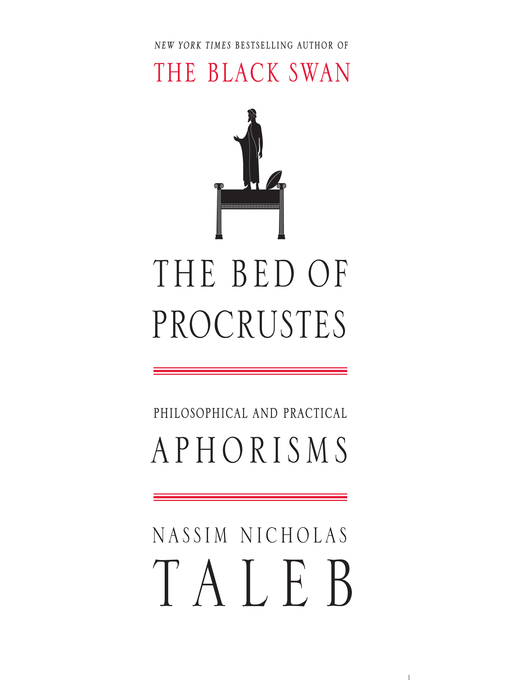 Cover of The Bed of Procrustes