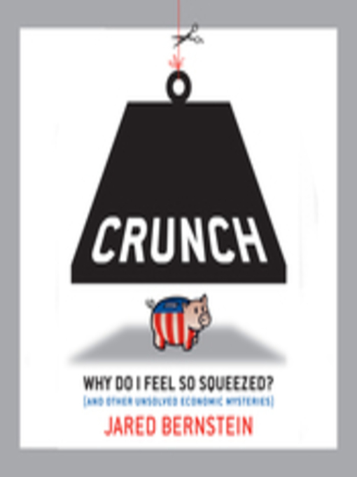 Title details for Crunch by Jared Bernstein - Available