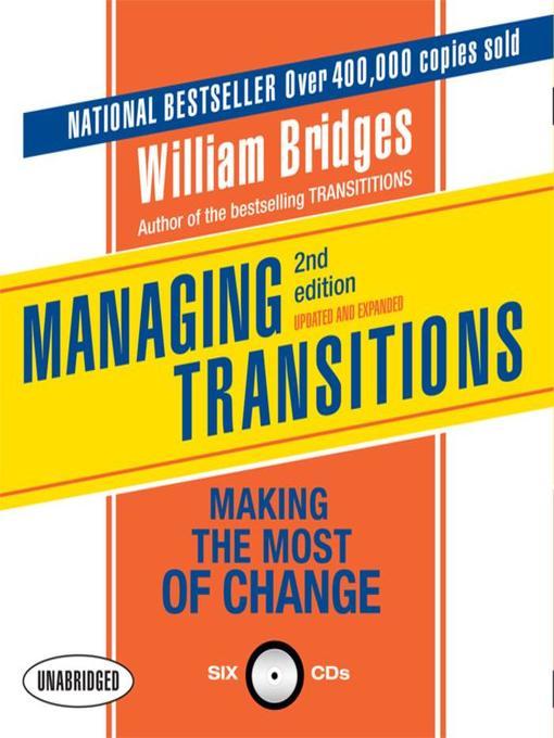 Title details for Managing Transitions by William Bridges - Wait list