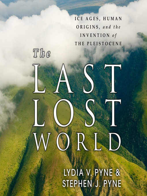 Cover of The Last Lost World
