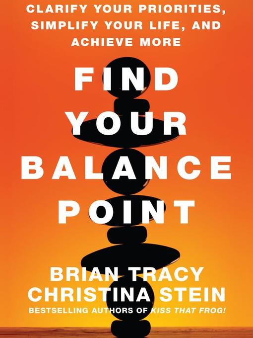 Title details for Find Your Balance Point by Christina Tracy Stein - Wait list