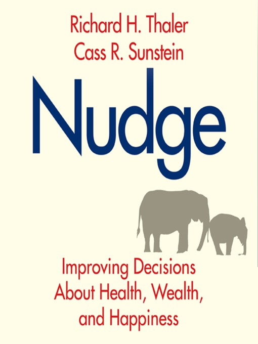 Title details for Nudge (Revised Edition) by Richard H. Thaler - Available