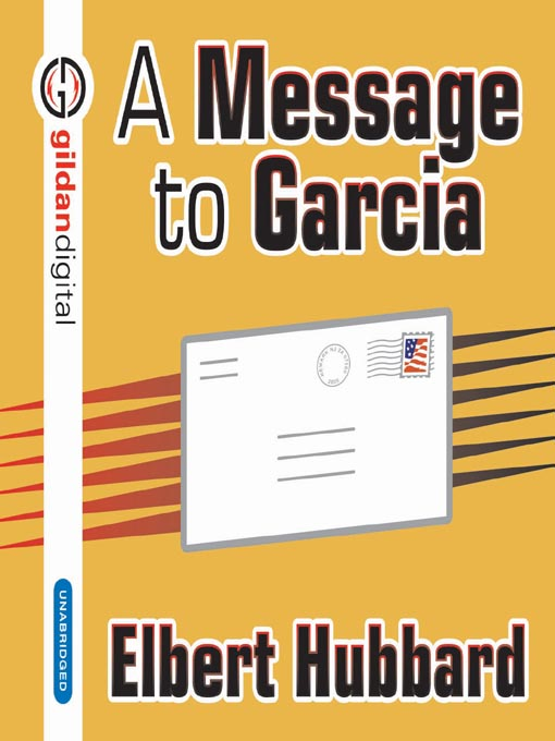 Cover of A Message to Garcia