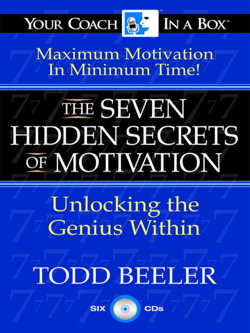 Cover of The 7 Hidden Secrets of Motivation