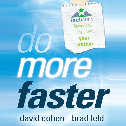 Title details for Do More Faster by David Cohen - Wait list